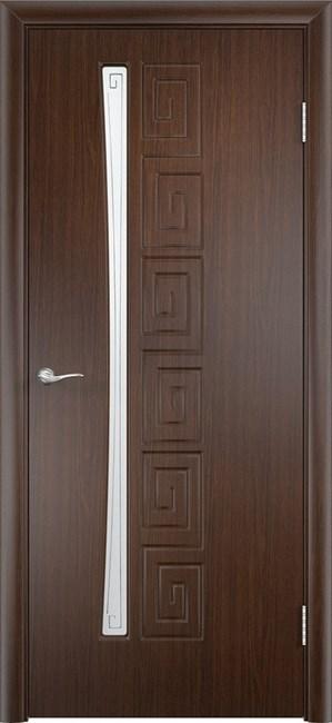 Дверь Омега ДО Венге - фото 6707