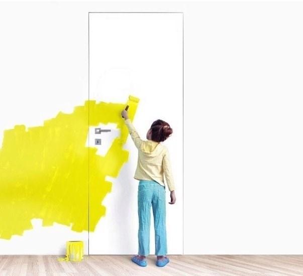 Дверь под покраску - фото 6767