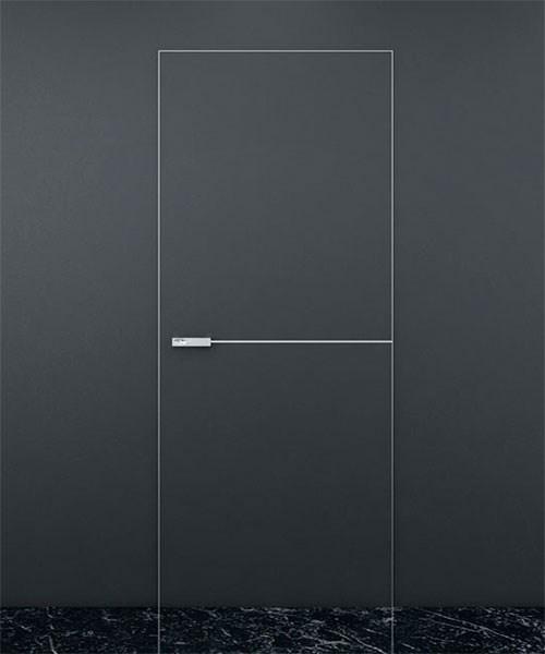 Дверь и короб INVISIBLE (дверь-невидимка) - фото 9084