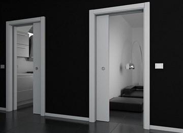 Кассета Casseton UNIBOX J.A.P.  для дверей до 2000 мм (Левосторонний)