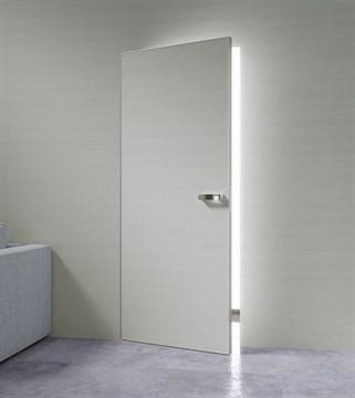 Дверь и короб DESING (дверь-невидимка) комплект наружного открывания