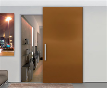 Комплект INVISIBLE WOOD с дверным полотном