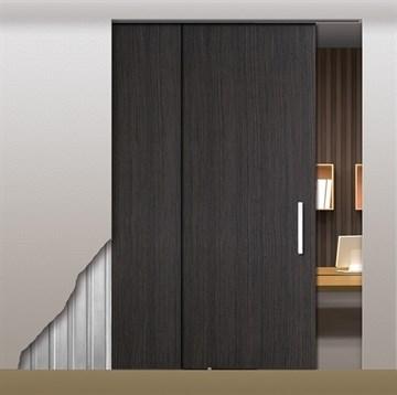 Потолочный дверной пенал Open Space PARALELO Wood Plus Soft (с доводчиком) для дверей 2700-2799 мм