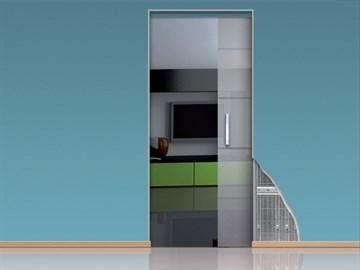 Алюминиевое обрамление Desing для дверных пеналов OpenSpace без наличников