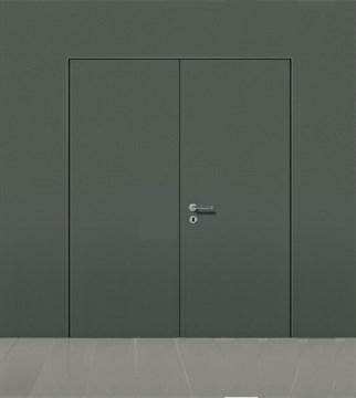 Комплект распашной скрытой двери DESING (дверь-невидимка) наружного открывания