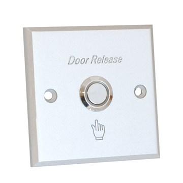 Врезной кнопочный выключатель CASSETON CNR3LS с подсветкой.