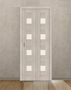 Комплект складной двери Symetric Amareno Plus V3 Cappuccino