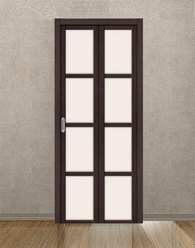 Комплект складной двери Symetric Amareno Plus V5 Wenge
