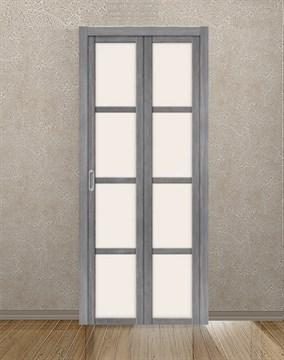 Комплект складной двери Symetric Amareno Plus V5 Grey