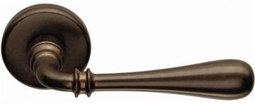 Дверная ручка на круглом основании COLOMBO Ida ID31RSB-BA античная бронза