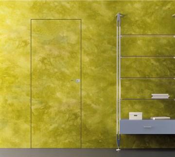 Дверь и короб Nevidimka (дверь-невидимка) комплект наружного открывания