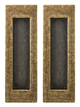 Ручка Armadillo для раздвижных дверей SH010 URB OB-13 Античная бронза