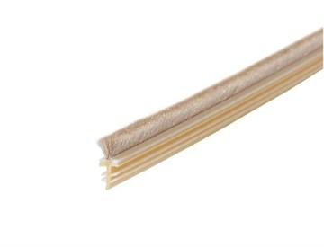 Щёточный уплотнитель вставной 11 mm - 2,15м