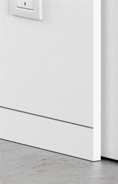 Плинтус скрытого монтажа Pro Design Чёрный RAL9005