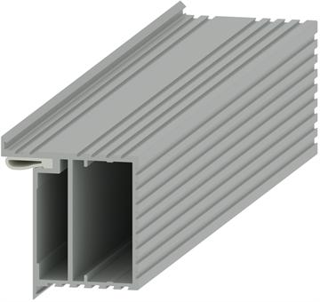 Алюминиевый короб для скрытых дверей Pro Design Universal