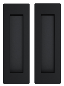 Ручка Armadillo для раздвижных дверей SH010 URB SN-3 Чёрный