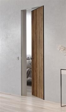Комплект скрытой двери Pro Design Panel Reverse Egger внутреннего открывания