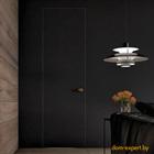 Алюминиевый короб Desing Zero Out для скрытых дверей (открывание на себя) - фото 12239