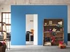 Алюминиевое обрамление Desing для дверных пеналов OpenSpace без наличников - фото 12261