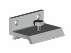 Комплект раздвижной двери Symetric Scorrio V1Wenge - фото 12510