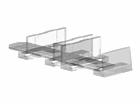 Комплект раздвижной двери Symetric Scorrio V3 Grey - фото 12562