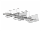 Комплект раздвижной двери Symetric Scorrio V3 Wenge - фото 12583