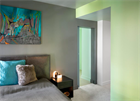 Eclisse Vitro Syntesis комплект для стеклянной двери (без зажимов) - OPVEP1 - фото 12978