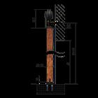 Комплект фурнитуры LUNA - фото 13337