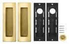 Ручка Armadillo для раздвижных дверей SH010 URB GOLD-24 Золото 24К - фото 13397