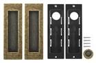 Ручка Armadillo для раздвижных дверей SH010 URB OB-13 Античная бронза - фото 13403
