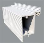 Алюминиевый короб для скрытых дверей Pro Design Reverse - фото 13438