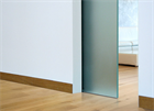 Плинтус скрытого монтажа Pro Design (анод. алюминий) - фото 13544
