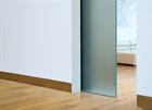 Плинтус скрытого монтажа Pro Design (не анод. алюминий) - фото 13565
