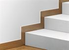 Плинтус скрытого монтажа Pro Design Universal (анод. алюминий) - фото 13655