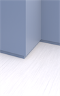 Теневой плинтус скрытого монтажа Pro Design Грунт под покраску - фото 13911