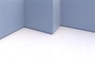 Теневой плинтус скрытого монтажа Pro Design Грунт под покраску - фото 13912