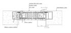 Комплект скрытой двери Pro Design Panel Reverse Egger внутреннего открывания - фото 13954