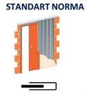 Кассета SANDART NORMA (под гипсокартон) для дверей 2100 мм - фото 5749