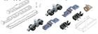 Комплект запасных роликов CASSETON KOMFORT AKTIVE/EMOTIVE - фото 6211