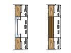 Комплект фурнитуры Ares 3 2700 - фото 6231