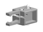 Комплект фурнитуры c доводчиком Atena АТ20 1000 - фото 6297