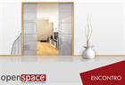Пенал Open Space ENCONTRO для двух дверей высотой 2400 мм. - фото 6613